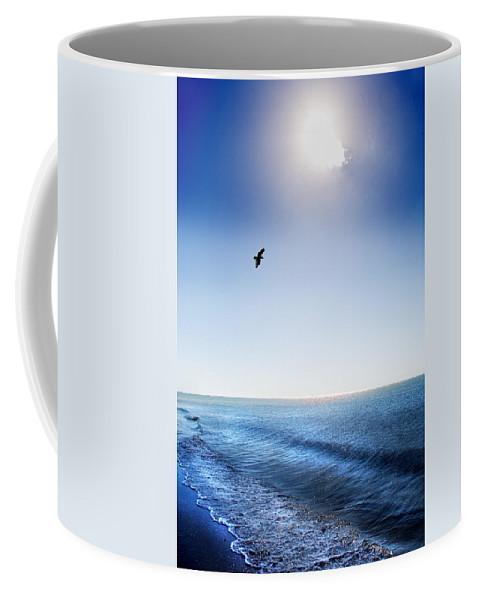 Sun Coffee Mug featuring the photograph Sun Shade by Mal Bray