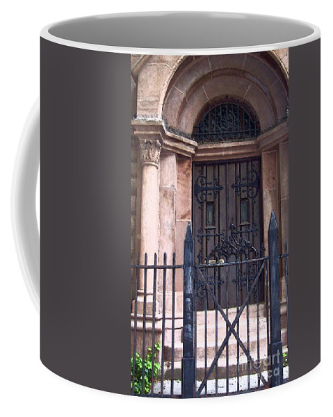 Church Coffee Mug featuring the photograph Sunday by Debbi Granruth