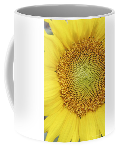 Sunflower Coffee Mug featuring the photograph Sunflower by Margie Wildblood