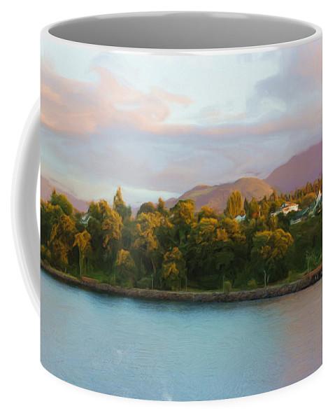 Washington Coffee Mug featuring the photograph Sunlight by Heidi Smith