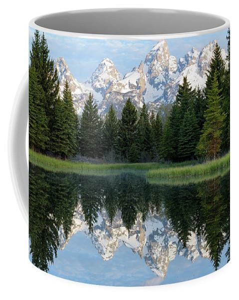 2017 Coffee Mug featuring the photograph Sunrise At Schaubacher Landing by Julie Picardi