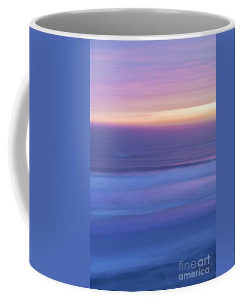 Ocean Coffee Mug featuring the photograph Sunrise Atlantic 3 by Elena Elisseeva