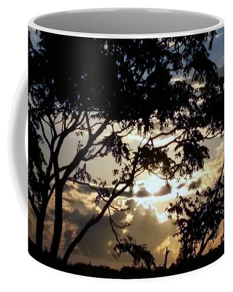 Sunrise Coffee Mug featuring the photograph Sunrise Over Fort Salonga6 by Rob Hans