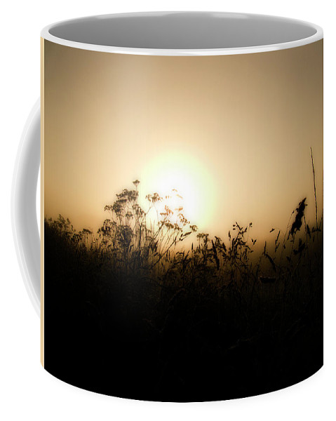 Photography Coffee Mug featuring the photograph Sunrise by Playfulfoodie