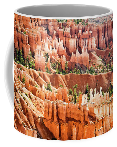 Bryce Canyon Coffee Mug featuring the photograph Sunrise Point by Delphimages Photo Creations
