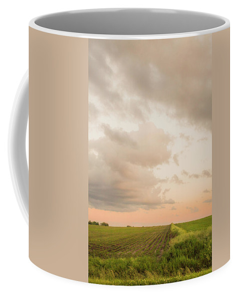 Landscape Coffee Mug featuring the photograph Sunset #13 by Beth Hedley