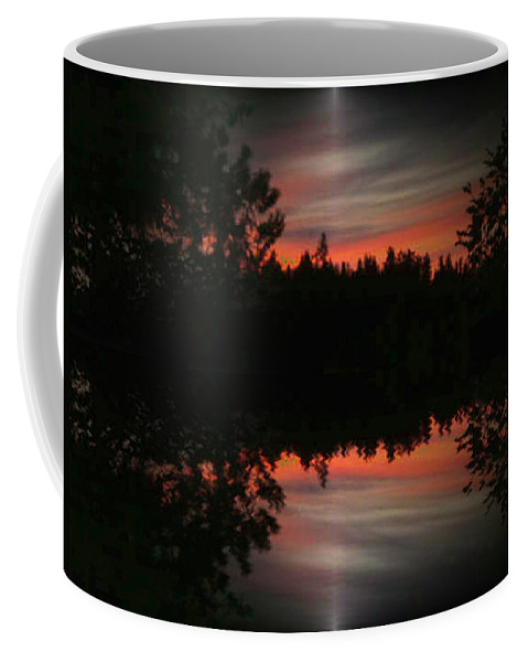Sunset Coffee Mug featuring the photograph Sunset 4 by Tim Allen