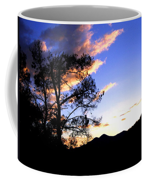 Sunset Coffee Mug featuring the photograph Sunset In The Highlands by Will Borden