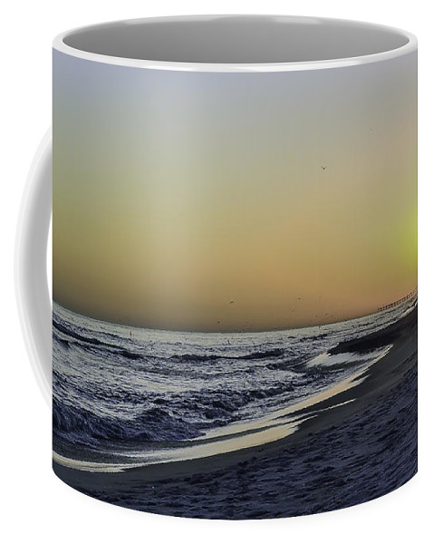 Sunsets Coffee Mug featuring the photograph Sunsets by Lucinda M Wickham