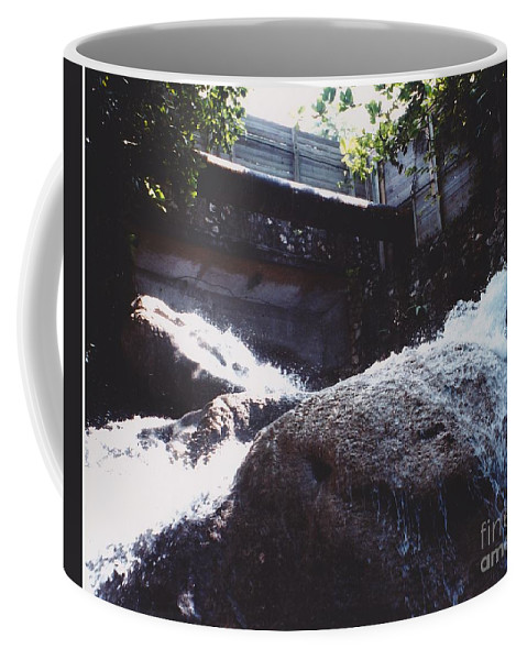 Landscape Coffee Mug featuring the photograph Sunshine by Michelle Powell