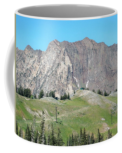 Landscape Coffee Mug featuring the photograph Superior by Michael Cuozzo