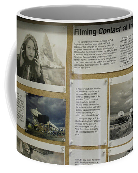 Vla Coffee Mug featuring the photograph Sw07 Southwest by James D Waller