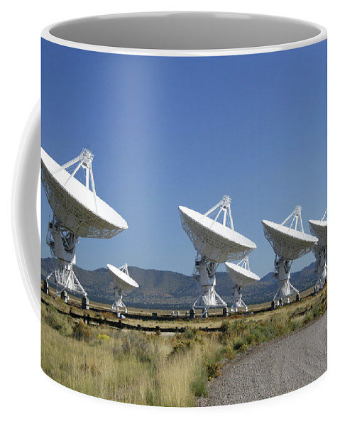 Vla Coffee Mug featuring the photograph Sw09 Southwest by James D Waller