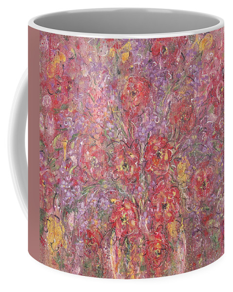 Still Life Coffee Mug featuring the painting Sweet Memories by Natalie Holland