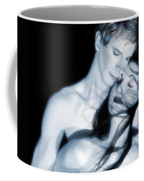Artistic Coffee Mug featuring the photograph Sweet Surrender by Jaeda DeWalt
