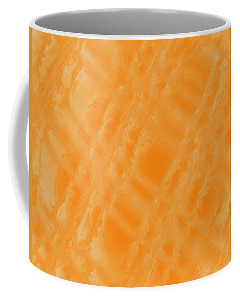 Digital Art Coffee Mug featuring the digital art Sweetly Industrious by Pharris Art