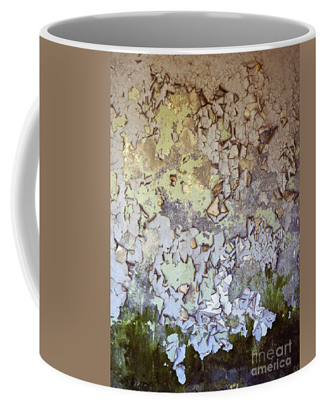 Structure Coffee Mug featuring the photograph Synthesis-1 by Casper Cammeraat