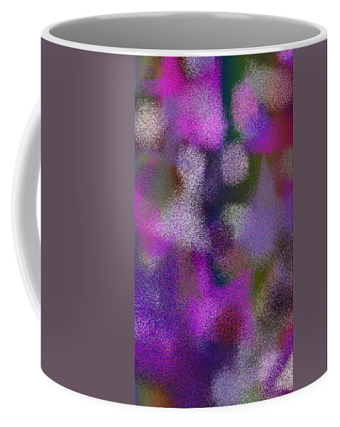 Abstract Coffee Mug featuring the digital art T.1.730.46.3x5.3072x5120 by Gareth Lewis