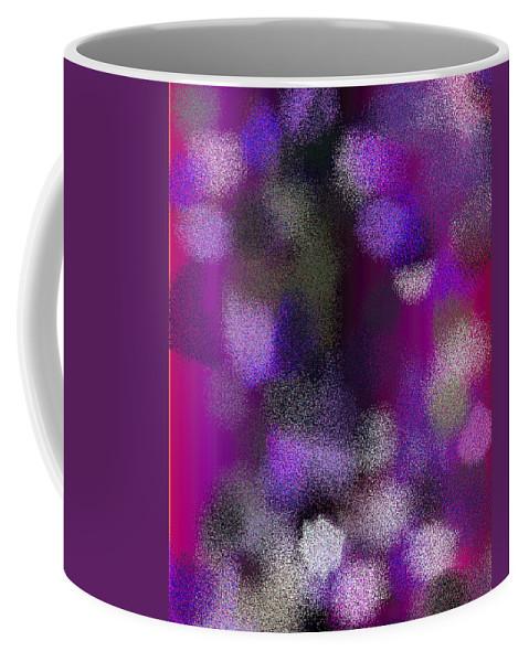 Abstract Coffee Mug featuring the digital art T.1.732.46.4x5.4096x5120 by Gareth Lewis