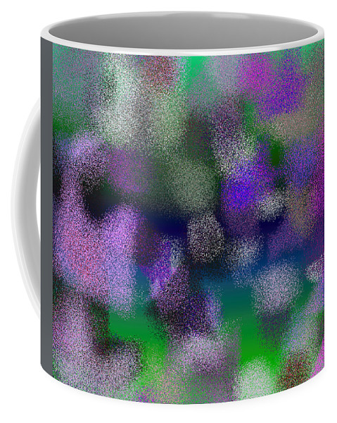 Abstract Coffee Mug featuring the digital art T.1.733.46.5x4.5120x4096 by Gareth Lewis