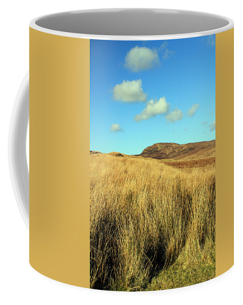 Landscapes Coffee Mug featuring the photograph Tall Grass by Jennifer Robin