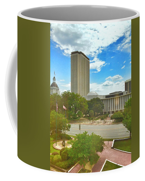 Tallahassee Coffee Mug featuring the photograph Tallahassee by Paul Wilford