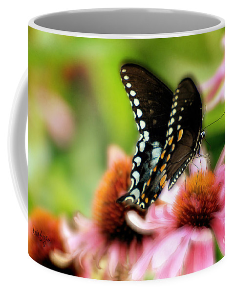 Nature Coffee Mug featuring the photograph Tasty by Lois Bryan