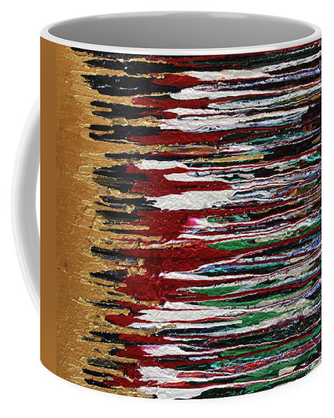 Fusionart Coffee Mug featuring the painting Tears Of The Sun by Ralph White