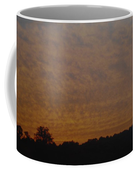 Texas Coffee Mug featuring the photograph Texas Sky by Rob Hans