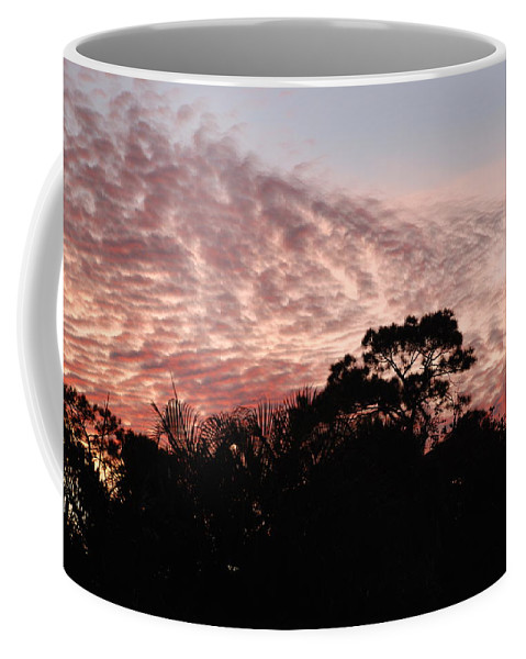 Sky Coffee Mug featuring the photograph Thanksgiving Sky by Rob Hans