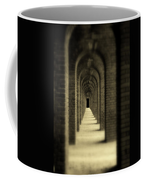 Photography Coffee Mug featuring the photograph That Was Yesterday by Susanne Van Hulst