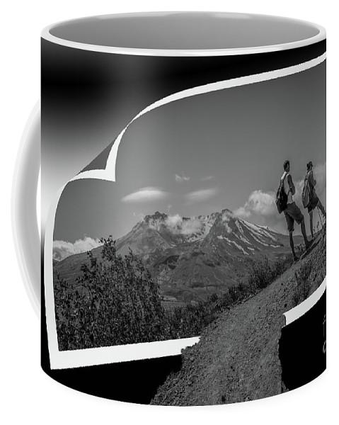 Nature Coffee Mug featuring the photograph The Adventure Awaits by Deborah Klubertanz
