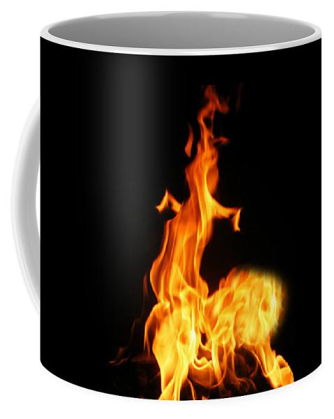 Archer Coffee Mug featuring the photograph The Archer by Munir Alawi