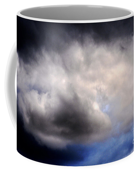 Clay Coffee Mug featuring the photograph The Beauty Of Clouds by Clayton Bruster
