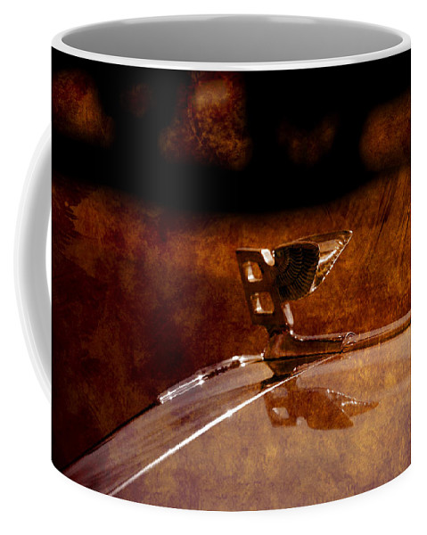 B Coffee Mug featuring the photograph The Big B by Susanne Van Hulst