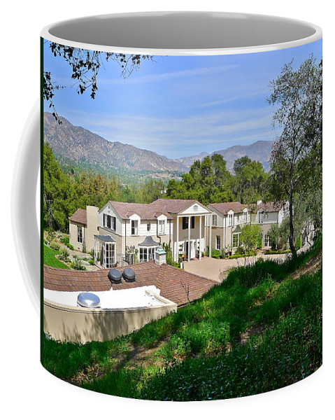 Boggy House Coffee Mug featuring the photograph The Boddy House by Denise Mazzocco