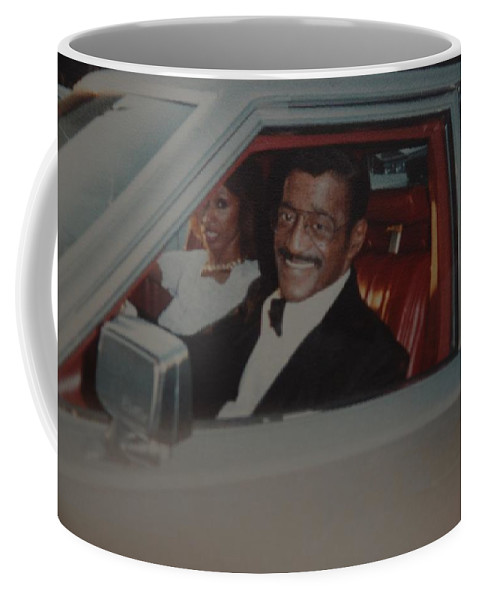 Movie Star Coffee Mug featuring the photograph The Candy Man by Rob Hans