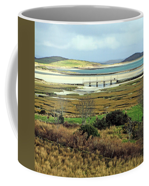 Mountains Coffee Mug featuring the photograph The Colors Of The Bay by Jennifer Robin