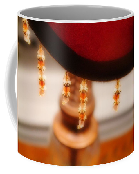 Brass Coffee Mug featuring the photograph The Curve Of Desire by RC DeWinter