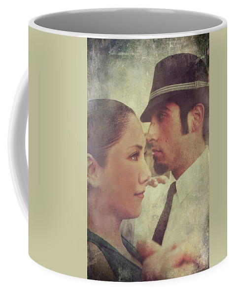 People Coffee Mug featuring the photograph The Dance Student by Laurie Search