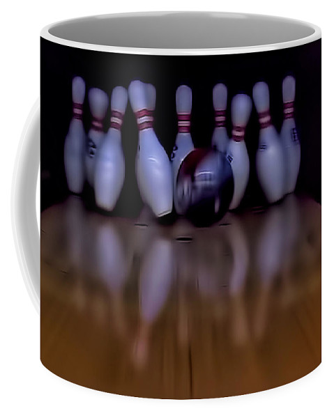 Dude Coffee Mug featuring the photograph The Dude Abides by Pat Cook