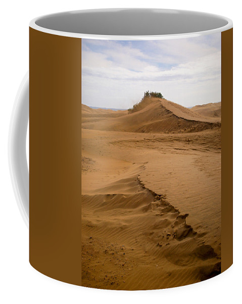 Lehtokukka Coffee Mug featuring the photograph The Dunes Of Maspalomas 4 by Jouko Lehto
