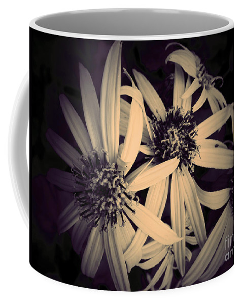 Flowers Coffee Mug featuring the photograph The Embrace by Tara Turner