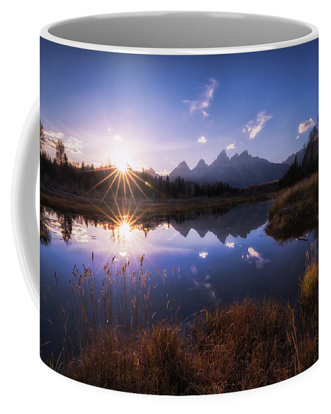 Landscape Coffee Mug featuring the photograph The Finer Things by Jason Dodd