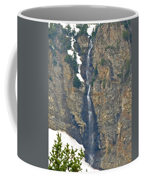 Water Coffee Mug featuring the photograph The Flows Of Spring by DeeLon Merritt