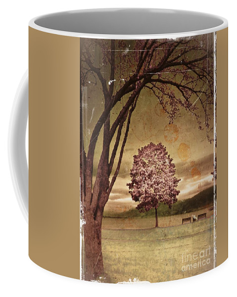 Trees Coffee Mug featuring the photograph The Guardian by Tara Turner