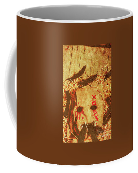 Vintage Coffee Mug featuring the photograph The Harvester by Jorgo Photography - Wall Art Gallery