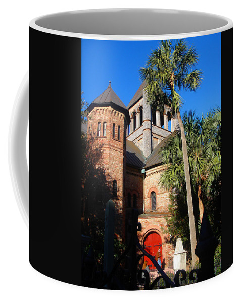 Photography Coffee Mug featuring the photograph The Holy City by Susanne Van Hulst
