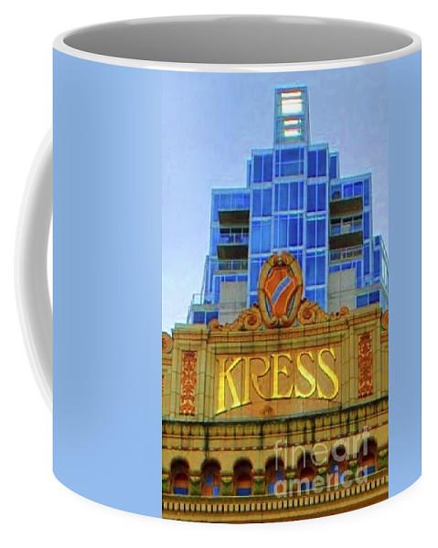 Kress Coffee Mug featuring the photograph The Kress by Jost Houk