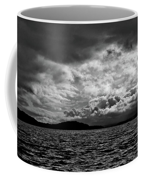 Nature Coffee Mug featuring the photograph The Lake by John K Sampson